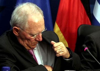 Ο Σόιμπλε δεν είπε κάτι καινούργιο για την Ελλάδα, εξηγεί το Βερολίνο