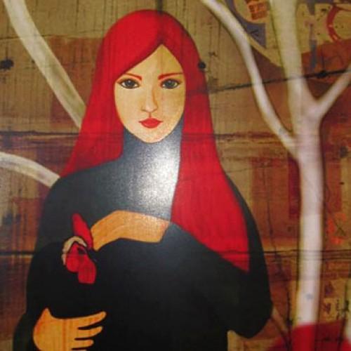 Δυο γυναίκες ζωγράφοι, η Valentina Drutu και η Didem Catal, συναντιούνται στη Γκαλερί Παπατζίκου