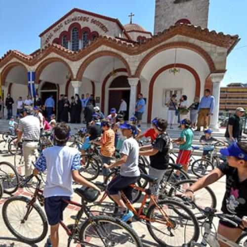 Κυριακή της Πεντηκοστής στην Αλεξάνδρεια με περιβαλλοντικές δράσεις και παιχνίδια
