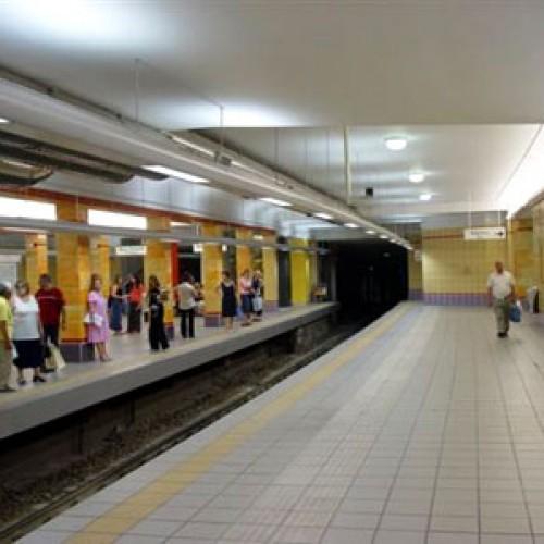Αυτοκτονία 60χρονου στις ράγες του τρένου στην Ομόνοια