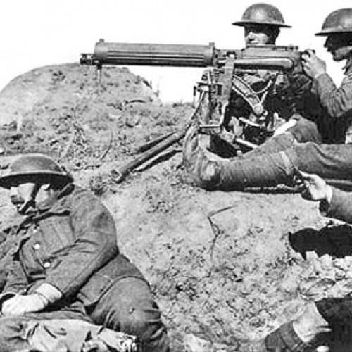 100 χρόνια από την κήρυξη του Α' Παγκοσμίου Πολέμου