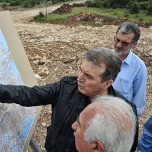 Χρυσοχοΐδης: Έτοιμη τον Δεκέμβριο του 2015 η Ιονία Οδός