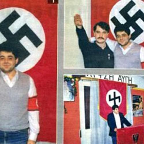 Φωτογραφικά ντοκουμέντα για τη σχέση Μιχαλολιάκου - Παππά με τον ναζισμό