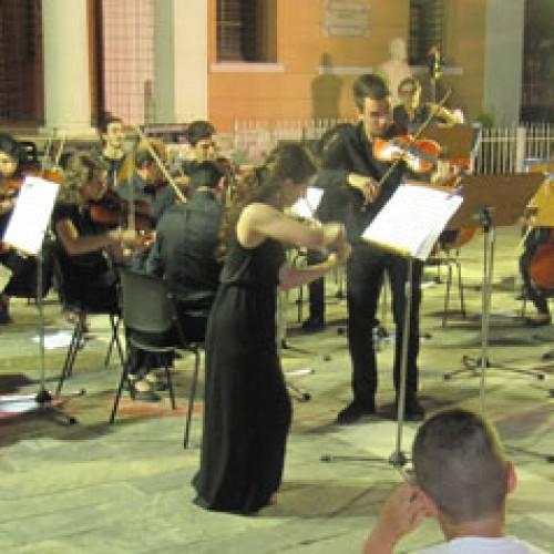 Μια πολύ καλή ορχήστρα σ' έναν ακατάλληλο χώρο