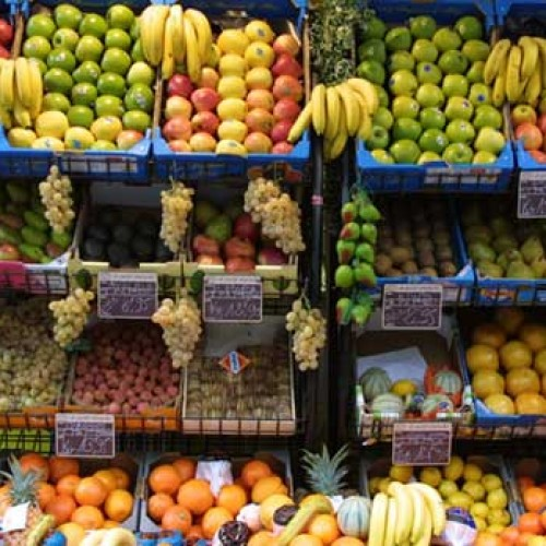 Από τα πλέον ασφαλή της Ευρώπης τα φρούτα και λαχανικά της χώρας μας