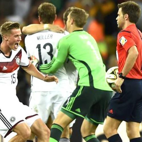 Η Γερμανία στέφθηκε Παγκόσμια Πρωταθλήτρια για 4η φορά