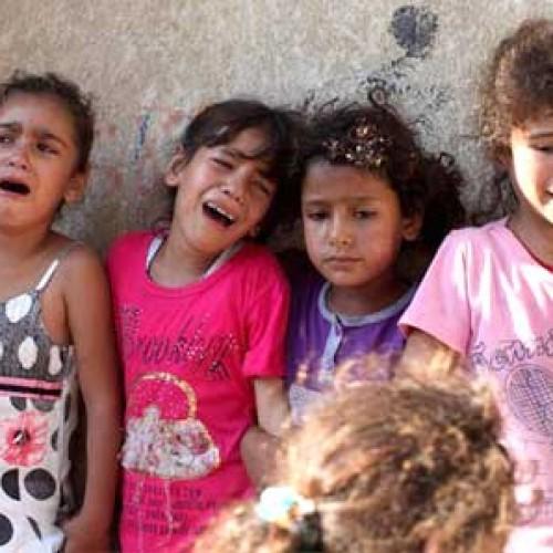 Ισραηλινή οβίδα σκοτώνει τέσσερα παιδιά που έπαιζαν σε παραλία της Γάζας