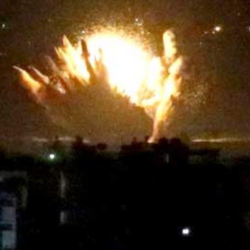 Συνεχίζεται η επιχείρηση στη Γάζα, «πάγωμα» πτήσεων στο Τελ Αβίβ