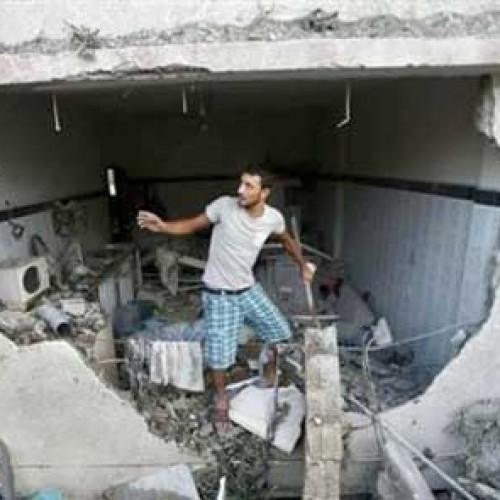 Ισραήλ και Χαμάς συμφώνησαν σε ανθρωπιστική εκεχειρία 12 ωρών