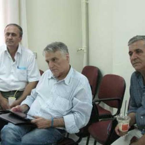 """Κ. Πουλάκης: """"Ζητάμε την καθημερινή σας στήριξη για την ανατροπή"""""""