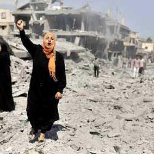 Ξαναρχίζουν οι εχθροπραξίες στη Λωρίδα της Γάζας