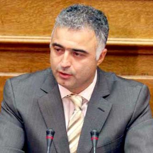 O Λ.Τσαβδαρίδης νέος Πρόεδρος της Διαρκ. Επιτρ. Εθν. Άμυνας και ΕξωτερικώνΥποθέσεων της Βουλής