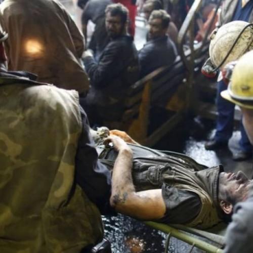 Δραματική διάσωση 29 ανθρακωρύχων στη Βοσνία