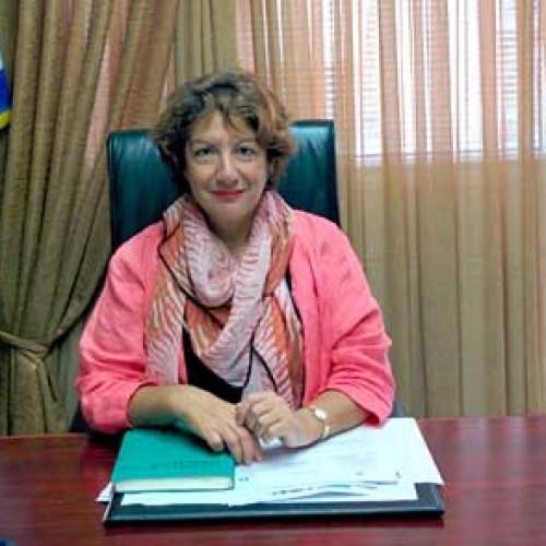 Μήνυμα της Διευθύντριας της Β/θμιας Εκπαίδευσης Ημαθίας