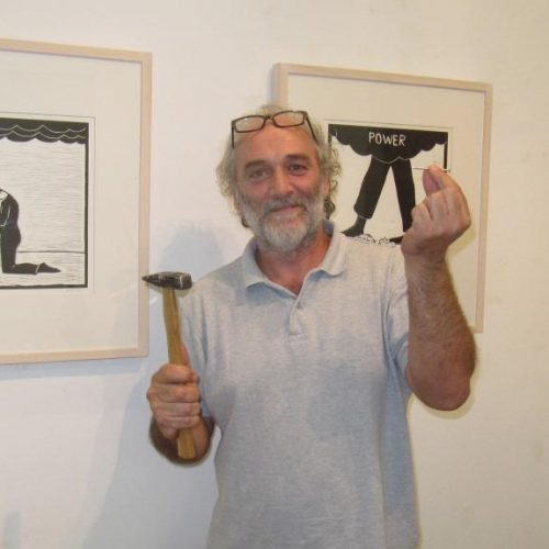 Νίκος Τερζής. Ένας ανατρεπτικός καλλιτέχνης...