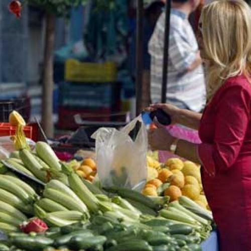 Την Παρασκευή αντί του Σαββάτου, η λαϊκή αγορά στην Αλεξάνδρεια