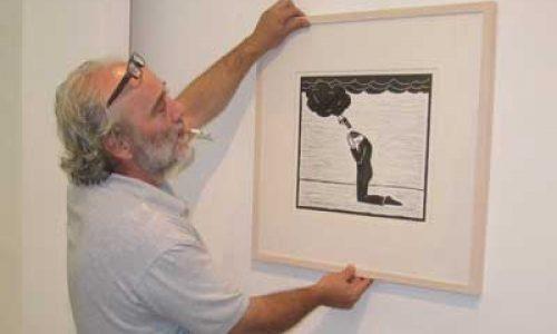 Νίκος Τερζής. 'Eνας ανατρεπτικός καλλιτέχνης...