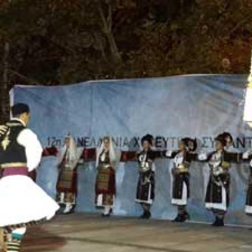 To Λ.Ε.Β. στην Εκδήλωση για τα 75 χρόνια από την ίδρυσή του Λυκείου Ελληνίδων Θεσσαλονίκης