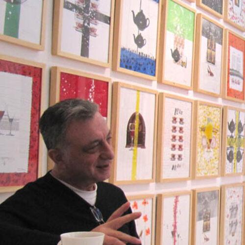Ο Βασίλης Καρακατσάνης μιλά εκ βαθέων για την Τέχνη και τον κόσμο της
