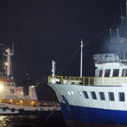 Συλλυπητήριο μήνυμα Τσαβδαρίδη για τη ναυτική τραγωδία