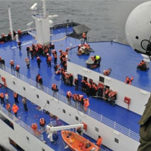 Πέντε τα θύματα από το δυστύχημα στο «Norman Atlantic»