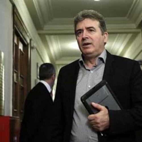 Στην Β' Αθήνας με το ΠΑΣΟΚ ο Μ.Χρυσοχοΐδης