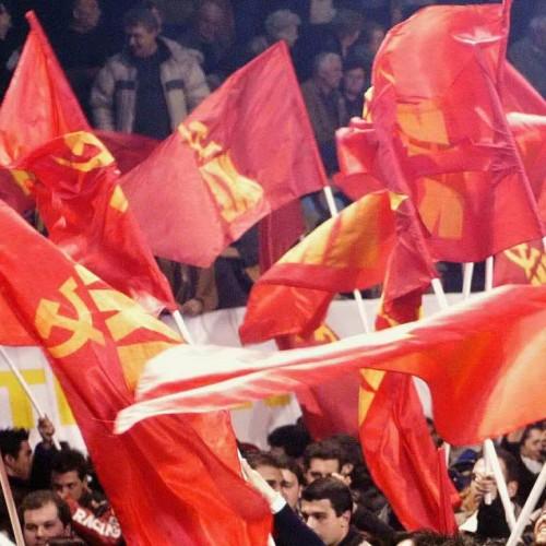 Συλλαλητήριο του ΚΚΕ στην πλ. Ωρολογίου της Βέροιας