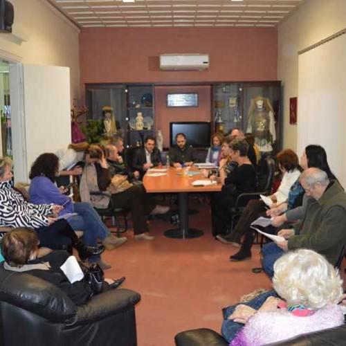 Ευρεία Σύσκεψη στο Δημαρχείο Νάουσας για το Πρόγραμμα Επισιτισμού Απόρων