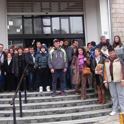 """""""Παιδιά της Άνοιξης"""" & ΕΕΕΕΚ Αλεξάνδρειας στη Δημόσια Βιβλιοθήκη Βέροιας"""