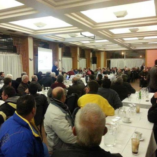 Συμβουλές για τη νέα καλλιεργητική περίοδο σε αγρότες του ΑΣΕΠΟΠ Νάουσας