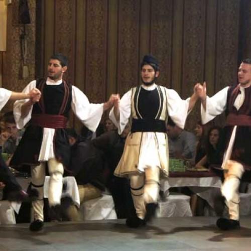 Η μεγάλη επιτυχία του χορού του Συλλόγου Βλάχων Βέροιας