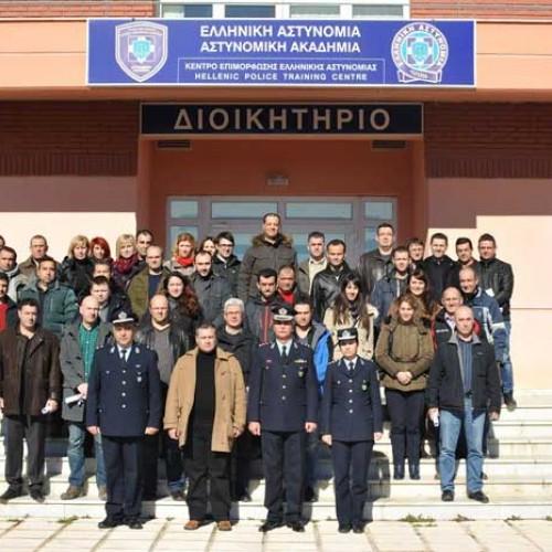 Tελετές απονομής πιστοποιητικών σπουδών σε 79 Αστυνομικούς