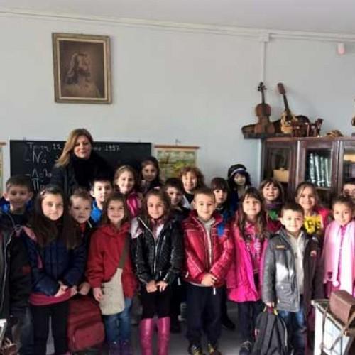 Επίσκεψη μαθητών του Δημοτικού Σχολείου Κοπανού στο Μουσείο Εκπαίδευσης