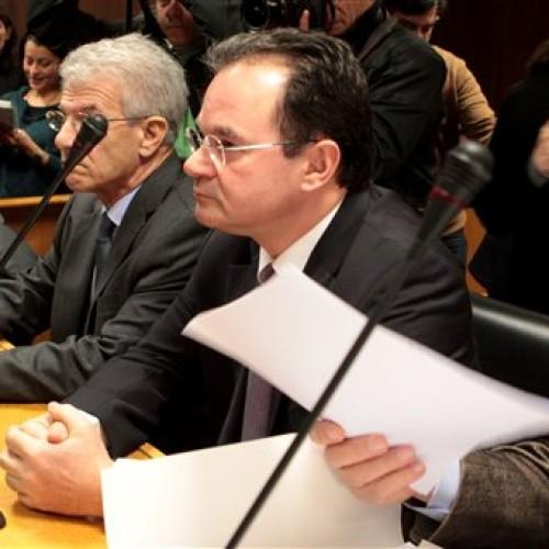Ένοχος για πλημμέλημα Ποινή φυλάκισης ενός έτους με τριετή αναστολή στον Γ.Παπακωνσταντίνου