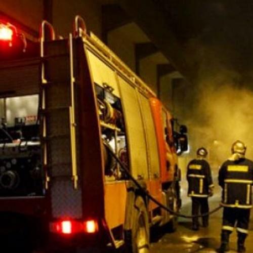 Πυρκαγιά σε ξενοδοχείο της Θεσσαλονίκης