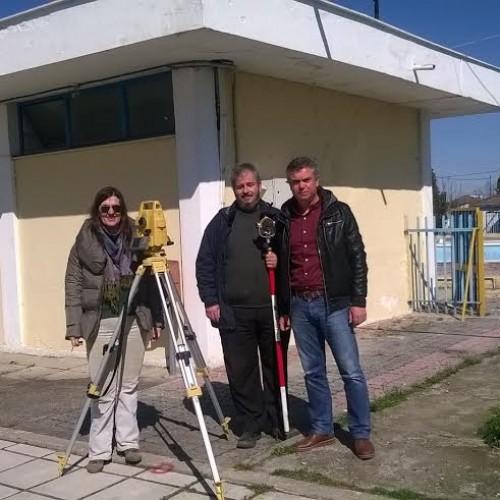 Εργασίες για τη βελτίωση των εγκαταστάσεων και την αδειοδότηση του κολυμβητηρίου Ζερβοχωρίου