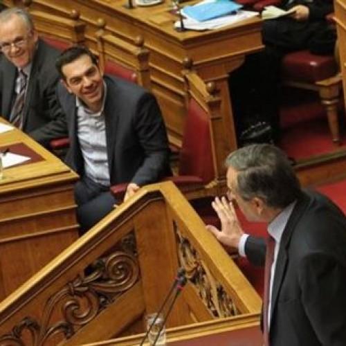 Μάχη στη Βουλή για τις διαπραγματεύσεις με τους εταίρους