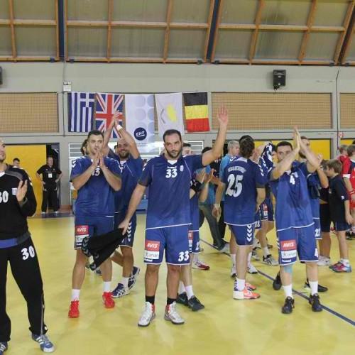 Στη Βέροια η Εθνική Ομάδα Χειροσφαίρισης Ανδρών - 20 εως 26 Απριλίου 2015
