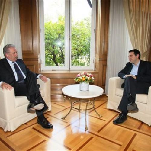 Αβραμόπουλος: Δεν μπορώ να διανοηθώ την Ελλάδα εκτός Ευρωζώνης