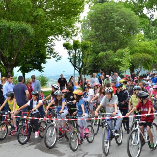 Ευχαριστήριο του ΚΑΠΑ Δήμου Βέροιας για τη διεξαγωγή της 8ης Βικελαίας Γιορτής Ποδηλάτου