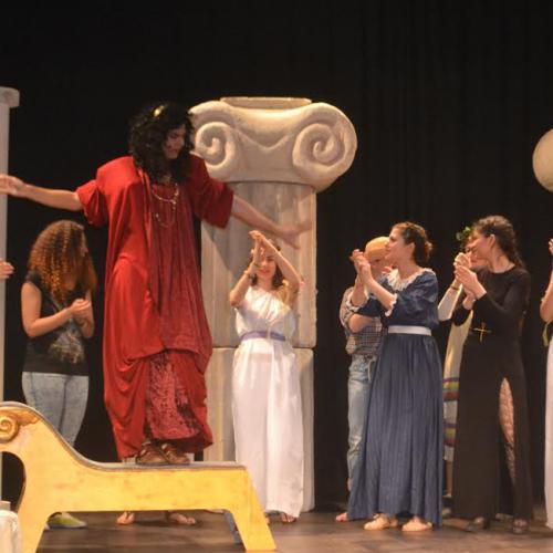 3ος Θεατρικός Διαγωνισμός Γυμνασίων & Λυκείων Ημαθίας – Πέλλας – Πιερίας