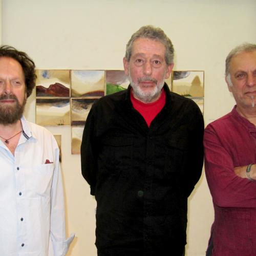 """4 Καλλιτέχνες συνεκθέτουν """"ΤΙΜΗςΕΝΕΚΕΝ"""" στη Γκαλερί Παπατζίκου"""
