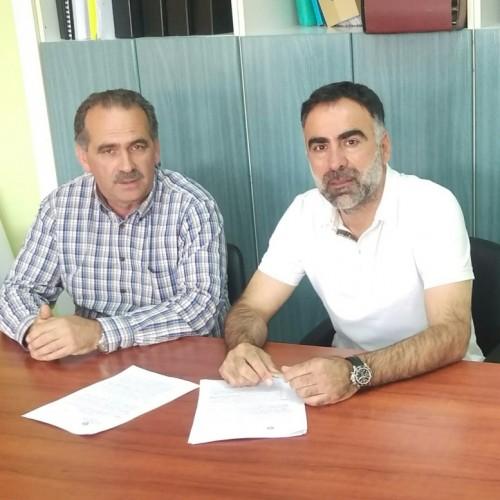 """Υπεγράφη η σύμβαση για το έργο: """"Ανάδειξη οικισμού Σελίου"""", από το Δήμο Βέροιας"""