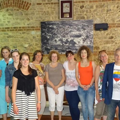 Έντονο τουριστικό ενδιαφέρον από το εξωτερικό για το Δήμο Βέροιας