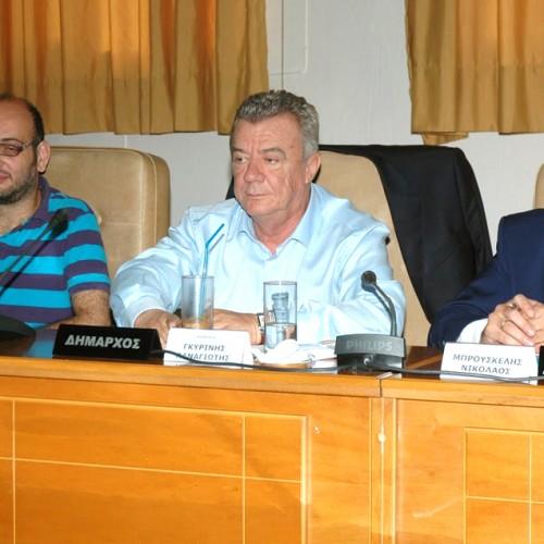 Νέα συνεδρίαση του Δημοτικού Συμβουλίου Αλεξάνδρειας