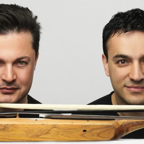 Κωνσταντίνος & Ματθαίος Τσαχουρίδης - «Ψυχή & Σώμα» …μουσική δίχως σύνορα!
