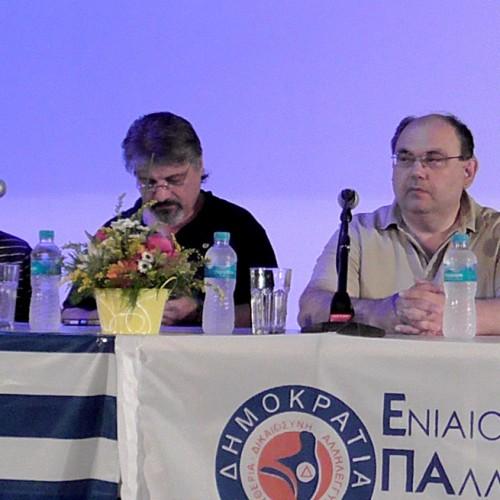 """Δημήτρης Καζάκης: """"Πραγματική οδός σωτηρίας της χώρας η έξοδος από το ευρώ"""""""