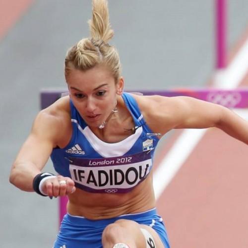 Σοφία Υφαντίδου - Από τη Βέροια στους Ολυμπιακούς του Λονδίνου