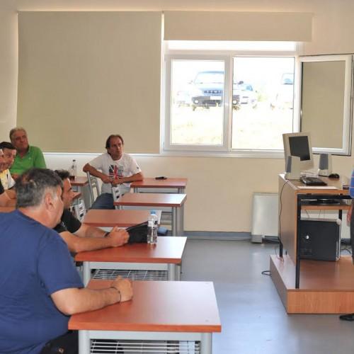 Αποφοιτήσεις 47 στελεχών της Ελληνικής Αστυνομίας από τη Σχολή Μετεκπαίδευσης, στη Βέροια
