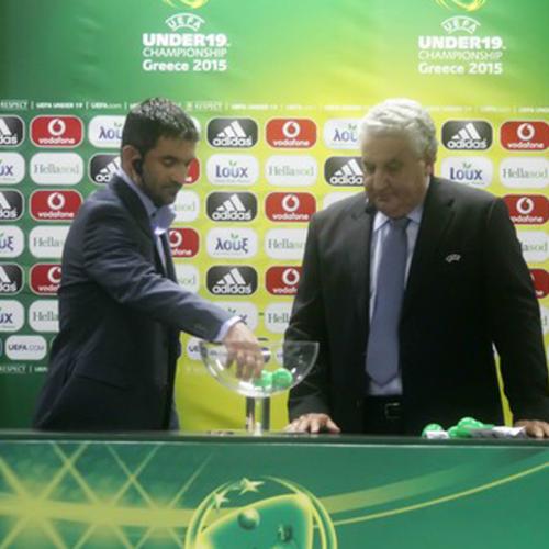 Κλήρωση των 8 για το Πανευρωπαϊκό Πρωτάθλημα U-19